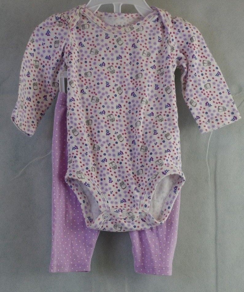 49773bfea Child of Mine by Carters 2 piece owl outfit purple 0-3M -Stained-FREE  SHIPPING!! #fashion #clothing #shoes #accessories #babytoddlerclothing ...