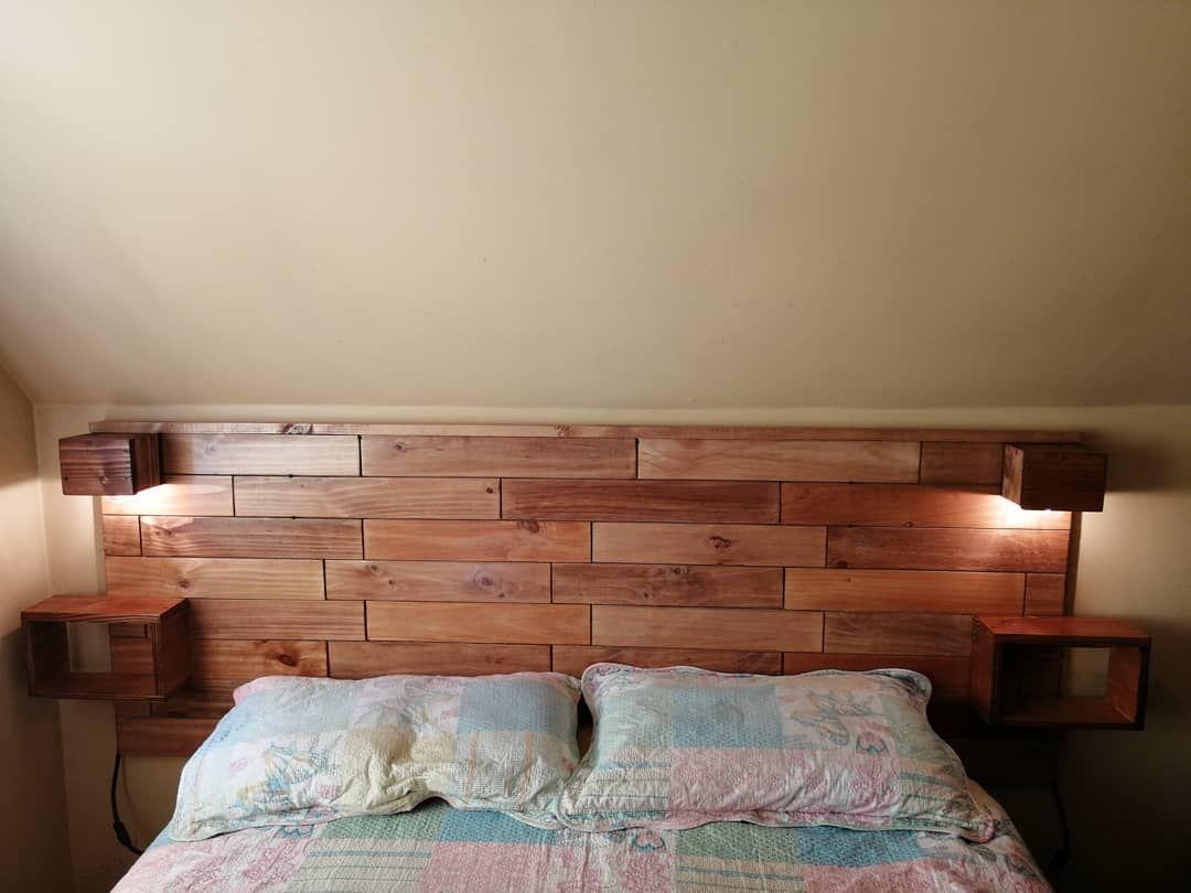 1 Me Gusta 0 Comentarios Juanito Labranza Juanitolabranza En Instagram Una Cabecera De Dos Plaza Con Materiales Reciclado Co Home Decor Home Furniture
