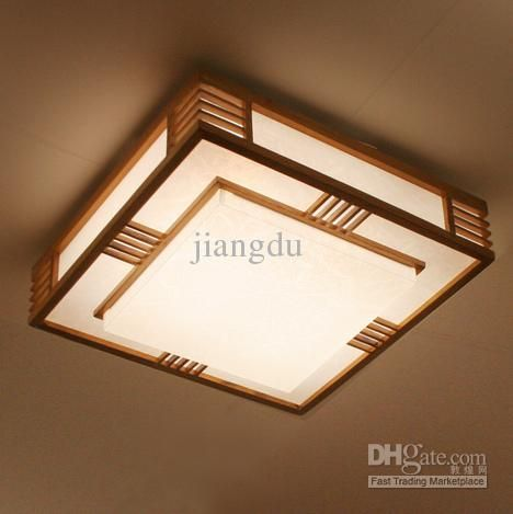 Whole Ceiling Light Online Other Find Best Fresh Wood Modern Chinese Style Lamp Lighting Lamps Logs Anese Tatami Bedroom