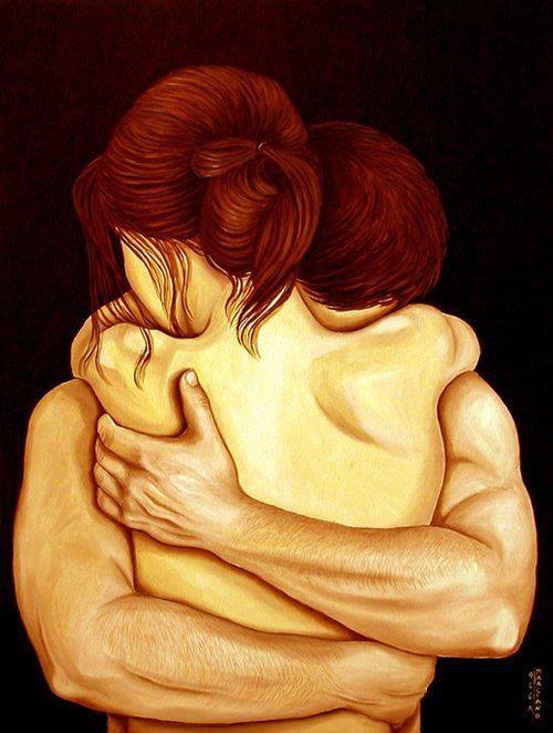 Solo chi ha amato almeno una volta nella vita puo' conoscere cosa vuol dire amare