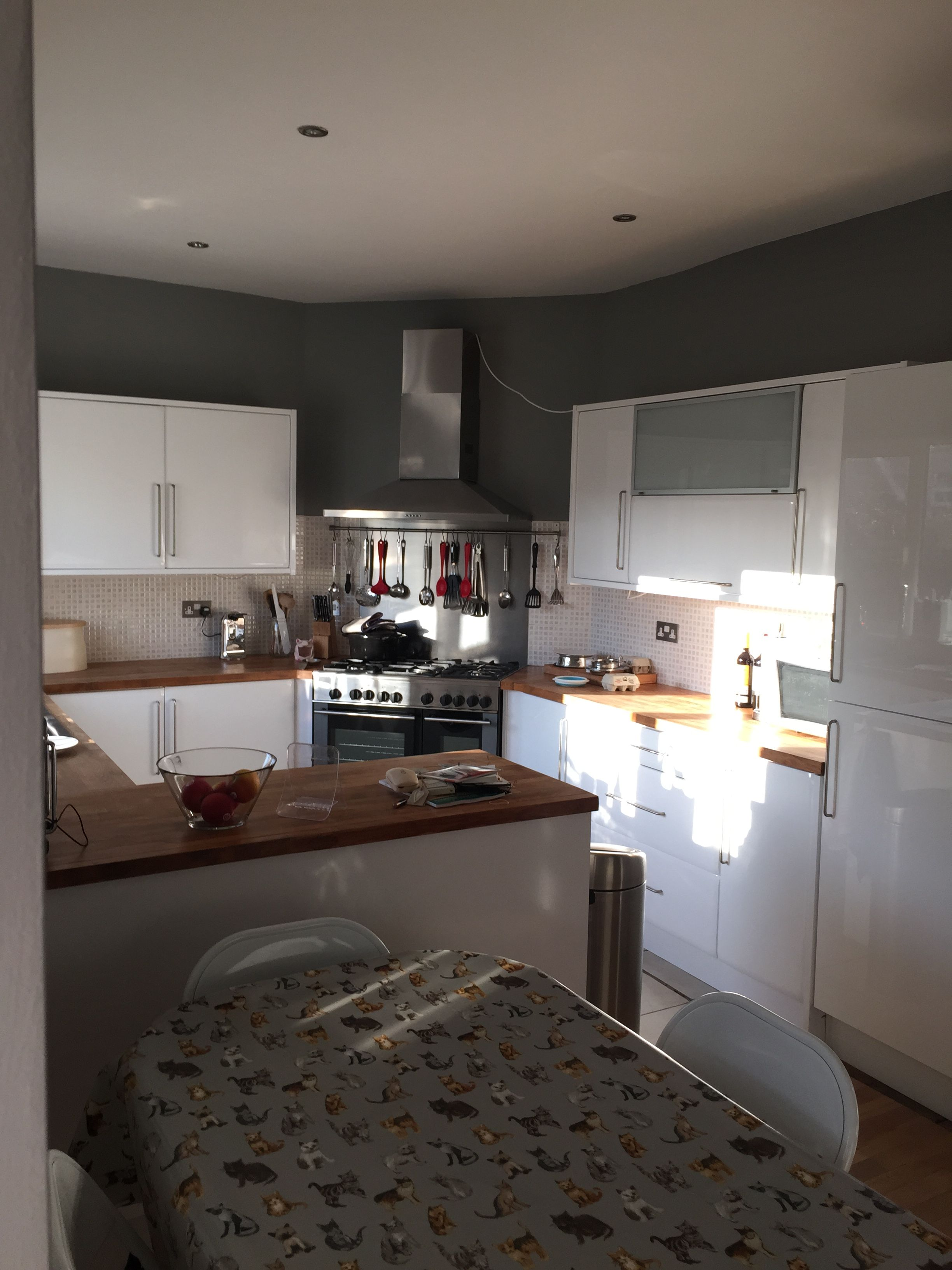 Best Kitchen Diner Painted With Farrow And Ball Manor House 400 x 300
