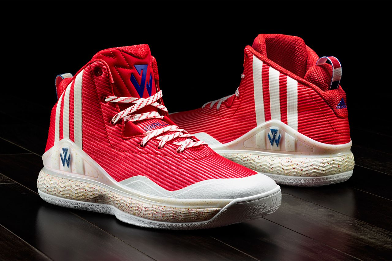 promo code 174d9 5495f ... 24 best Admiring jwall1 images on Pinterest John wall, Basketball shoes  and Adidas sneakers ...