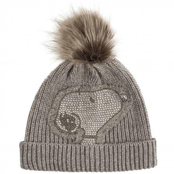 dd7f02ef16809 Bommel-Mütze mit Peanuts-Motiv