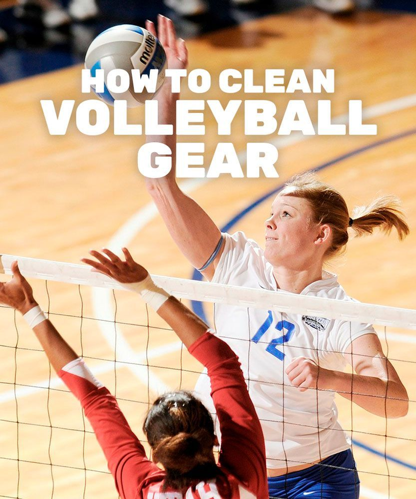 How To Clean Volleyball Gear Kneepads Shoes Hex Performance Volleyball Gear Volleyball Volleyball Spandex