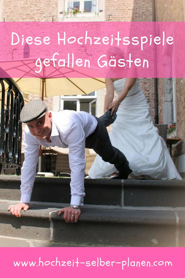 Hochzeitsspiel gäste kennenlernen