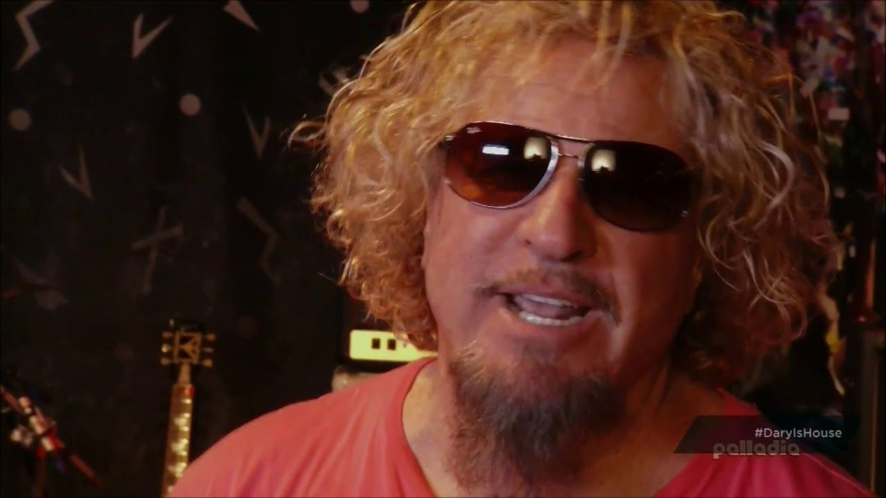 Sammy Hagar Wabo Shrimp Daryl Sammy Hagar Youtube