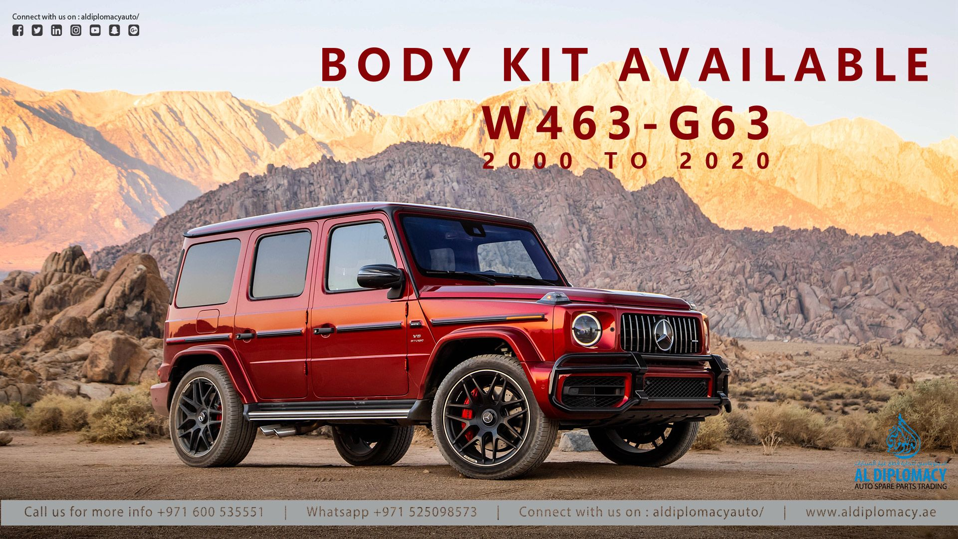 W463 G63 Body Kit 2019 Complete In 2020 With Images Mercedes