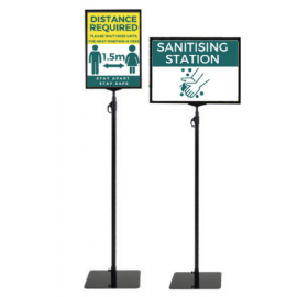 New A3 Display Stands Poster Sign Holder Stands