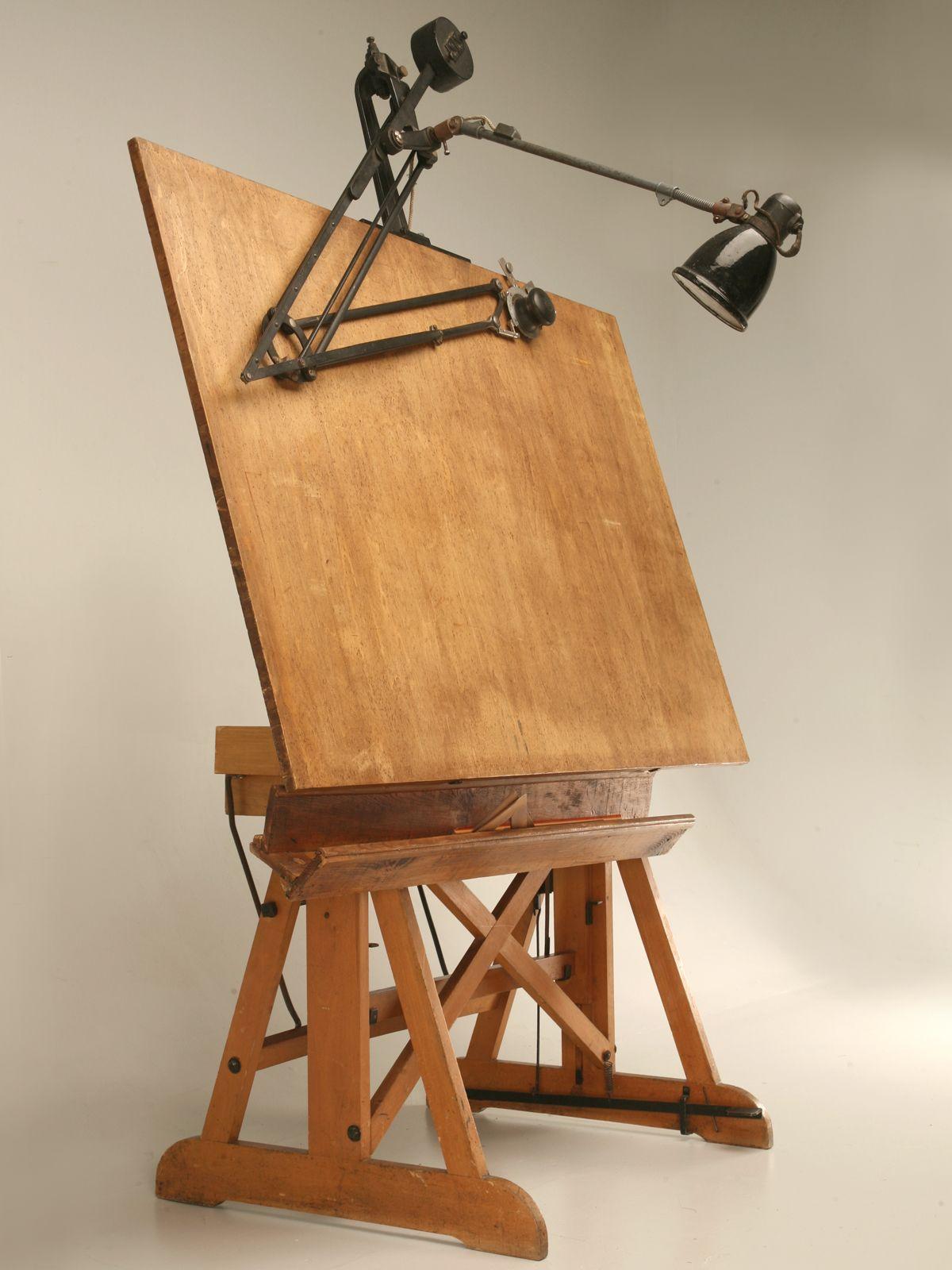 Paul david wilson caballetes mesas de arquitectura - Mesas de arquitectura ...