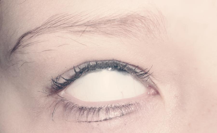 White Eyed Demon White Eyes Demon Aesthetic Aesthetic Eyes