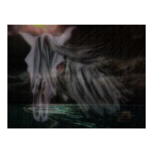 Pale Horse - Posters - available in different sizes #DarkArt