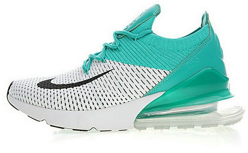 new products cb91f 79103 94ecf 15059  cheap nike air max 270 flyknit verdigris green white ah8050  011 b966d fe29e