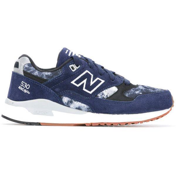 new balance 530 blu