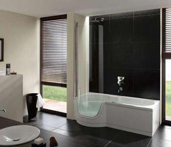 Bette twist bad-douche combinatie - Bathroom | Pinterest ...