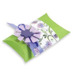 Sizzix - Bigz Die - Die Cutting Template - Box Pillow at Scrapbook.com $15.99
