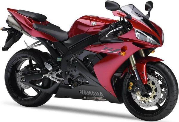 Yamaha R1 Red Sport Bike Motorcycles Yamaha Motorcycles Sports