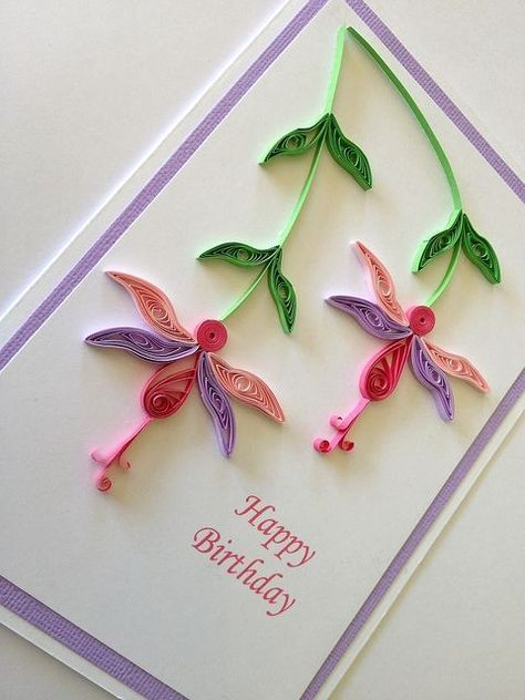Paper quilling patterns for birthday cards luxury also rh ar pinterest