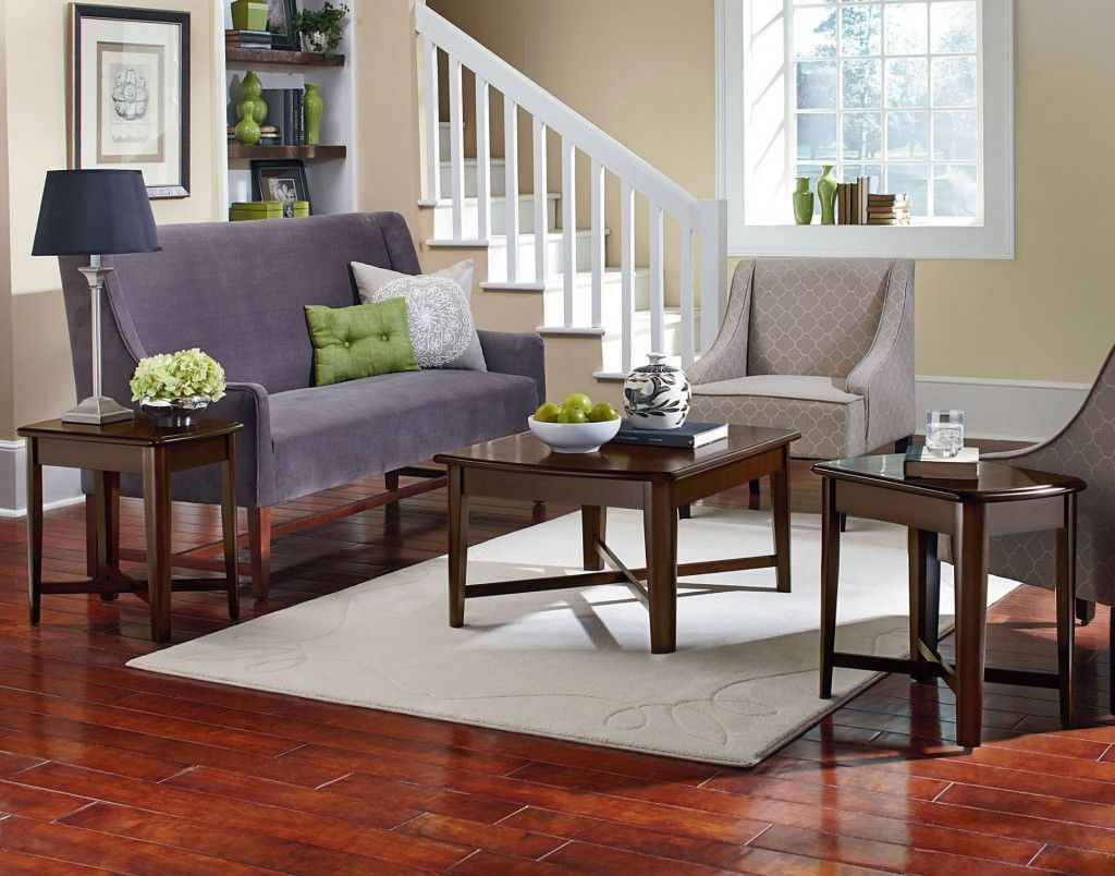 Outlet Advisor American Freight Furniture Standard Furniture 3 Piece Coffee Table Set [ 804 x 1024 Pixel ]