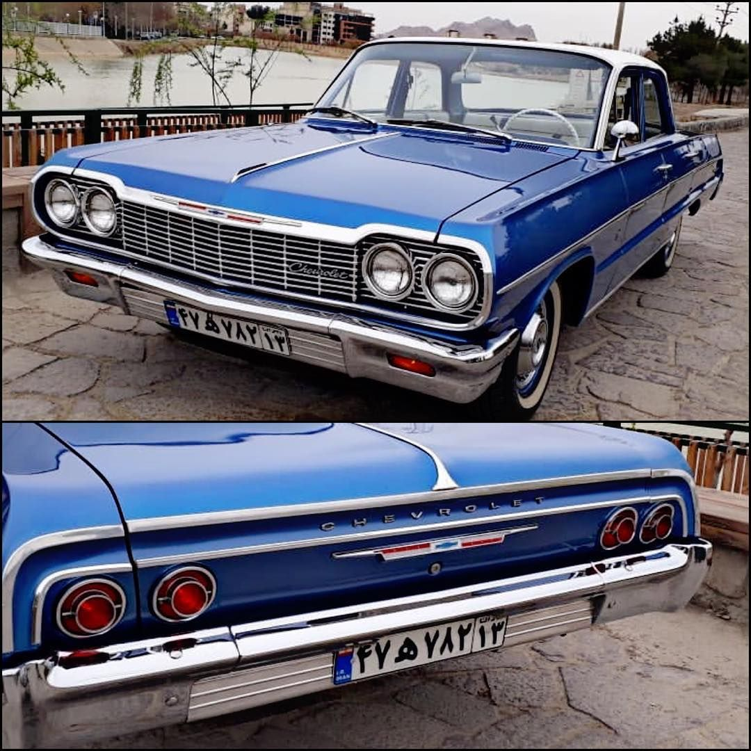 1964 Chevrolet Impala In Iran پيج جديد Vw Garage