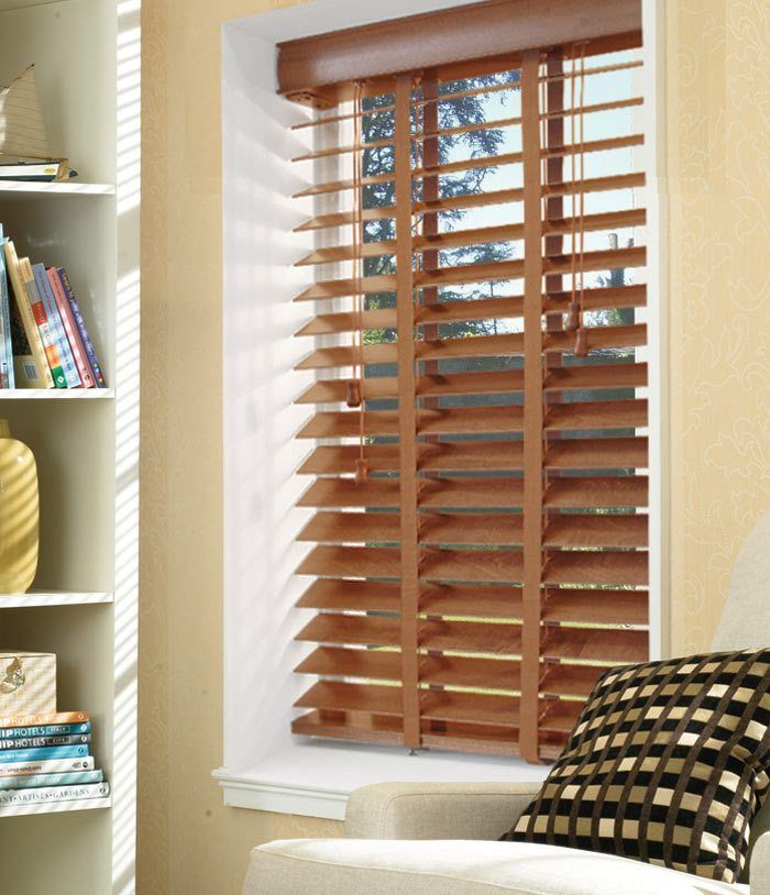 Our Blinds Venetian Brown