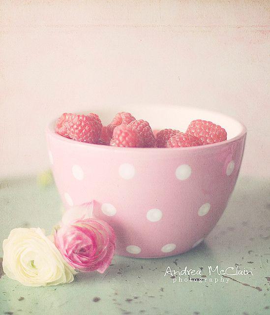 Raspberries Rosas Coisas Cor De Rosa E Cor De Rosa