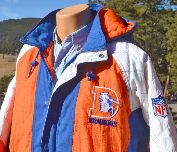 cheaper 7ff2c bf658 vintage 90s starter jacket denver BRONCOS nfl by skippyhaha ...