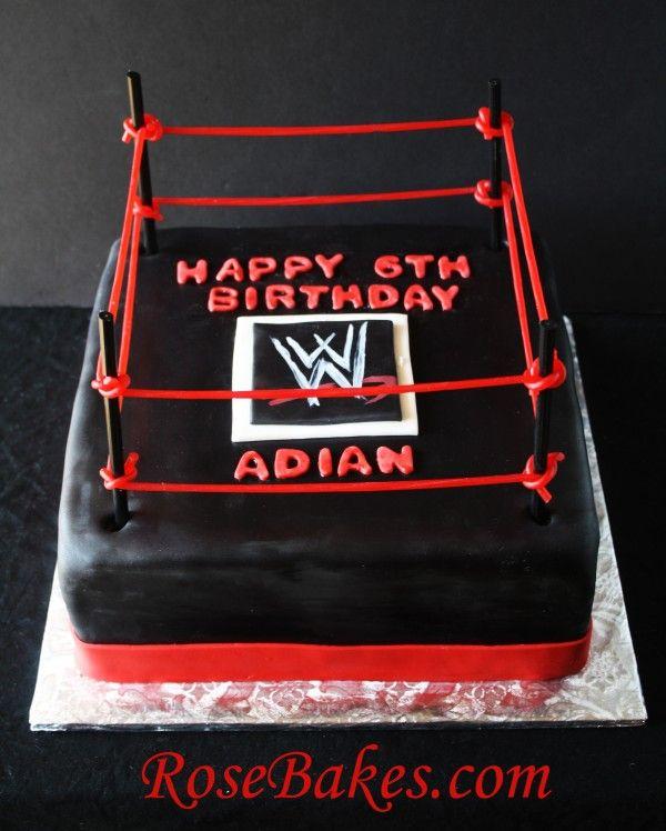 Wrestlers Cake Topper,Wrestlers Team Party,super sport party,Boy/'s Birthday Cake Topper,Wrestlers Party,Party Boy/'s Birthday