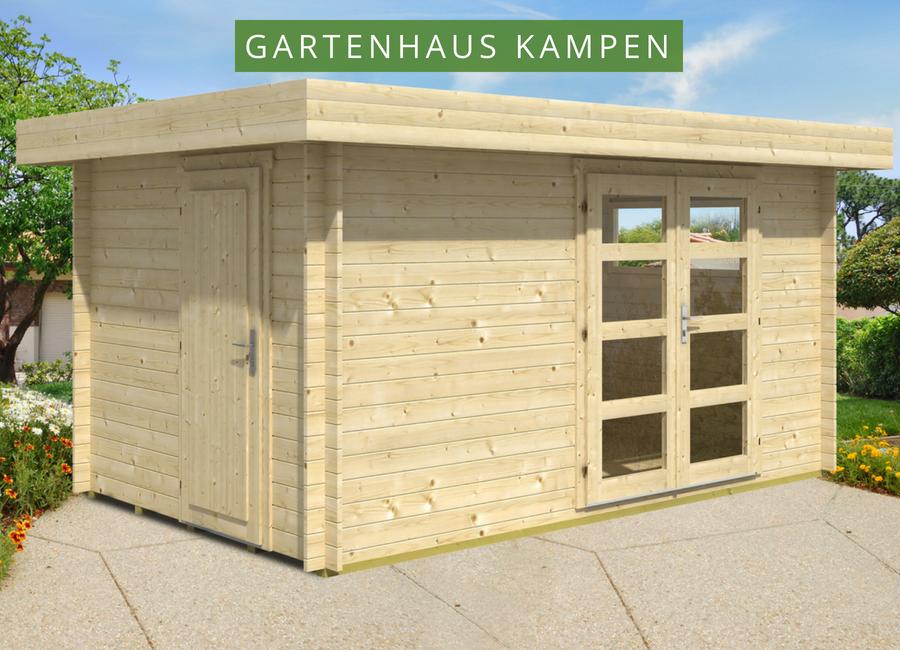 Carlsson Gartenhaus Kampen Gartenhaus, Haus, Design