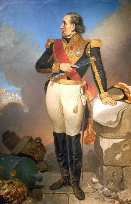 Joseph-Désiré Court (1797–1865)-Le Maréchal Soult (1769–1851), Duc de Dalmatie . Date 1819. Nicolas Jean de Dieu Soult was an important military and political figure. In 1804 Napoleon introduced the...