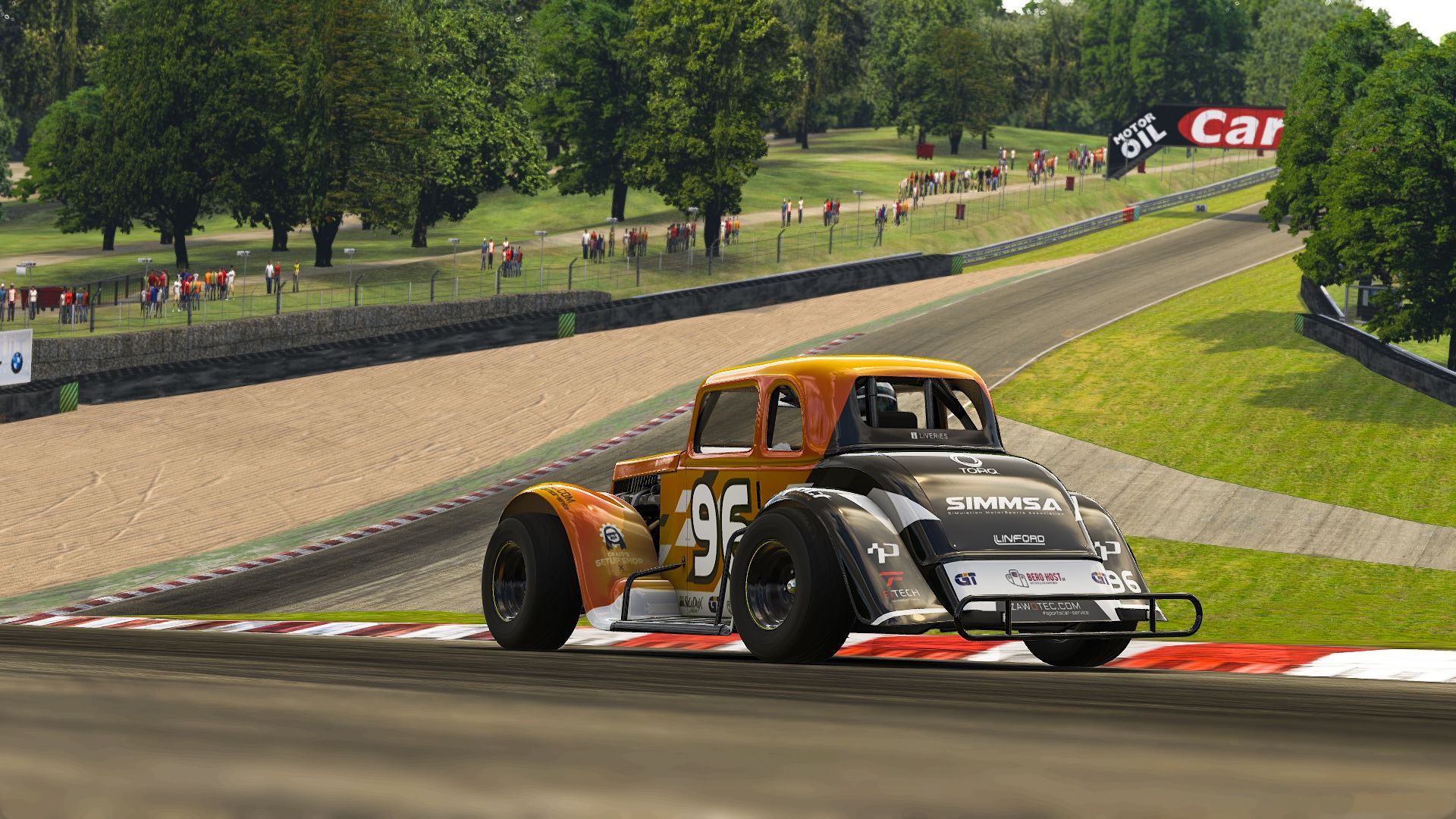 Legends Ford 34 Coupe Iracing In 2020 Coupe Ford Racing