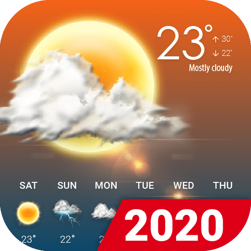 Free Download Hourly weather forecast 8.0 APK di 2020