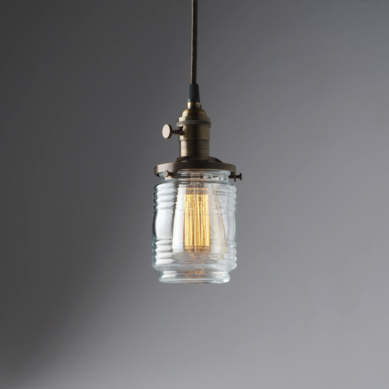 Jelly Jar Hanging Pendant Light Hanging Pendant Lights Jar
