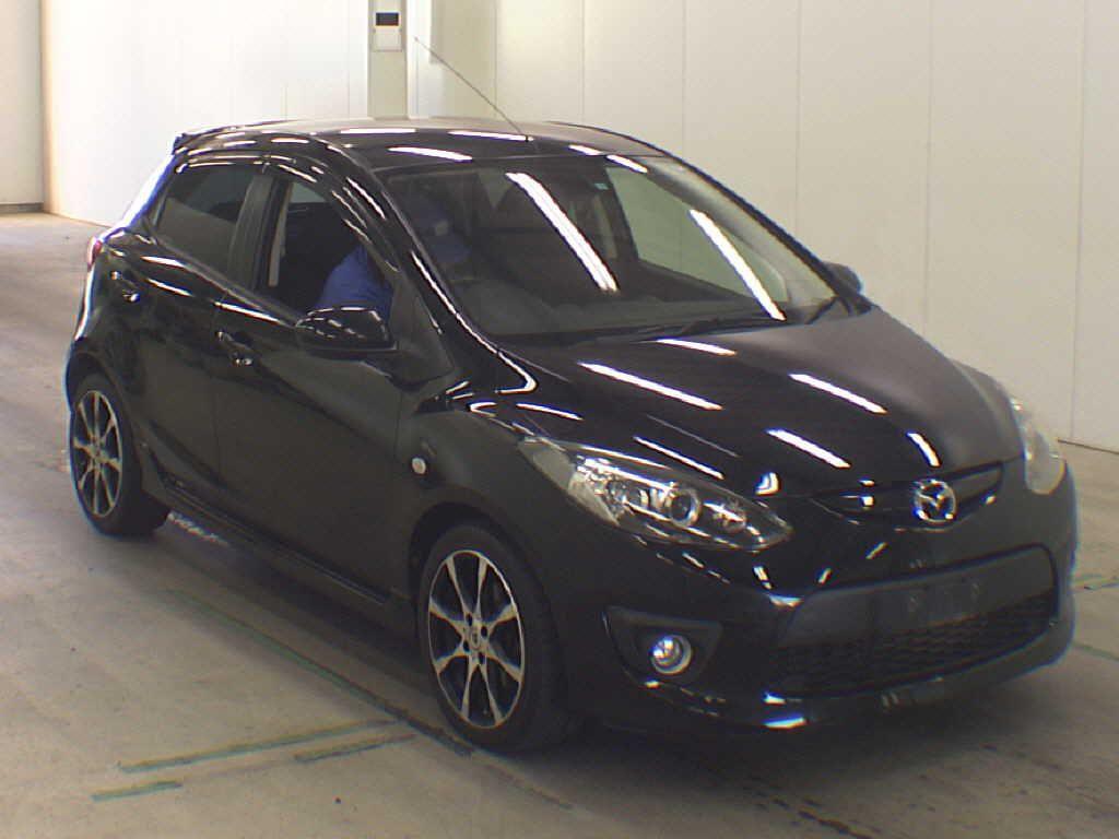 2008 Mazda Demio KShs. 390,000/ for sale in Ready to be