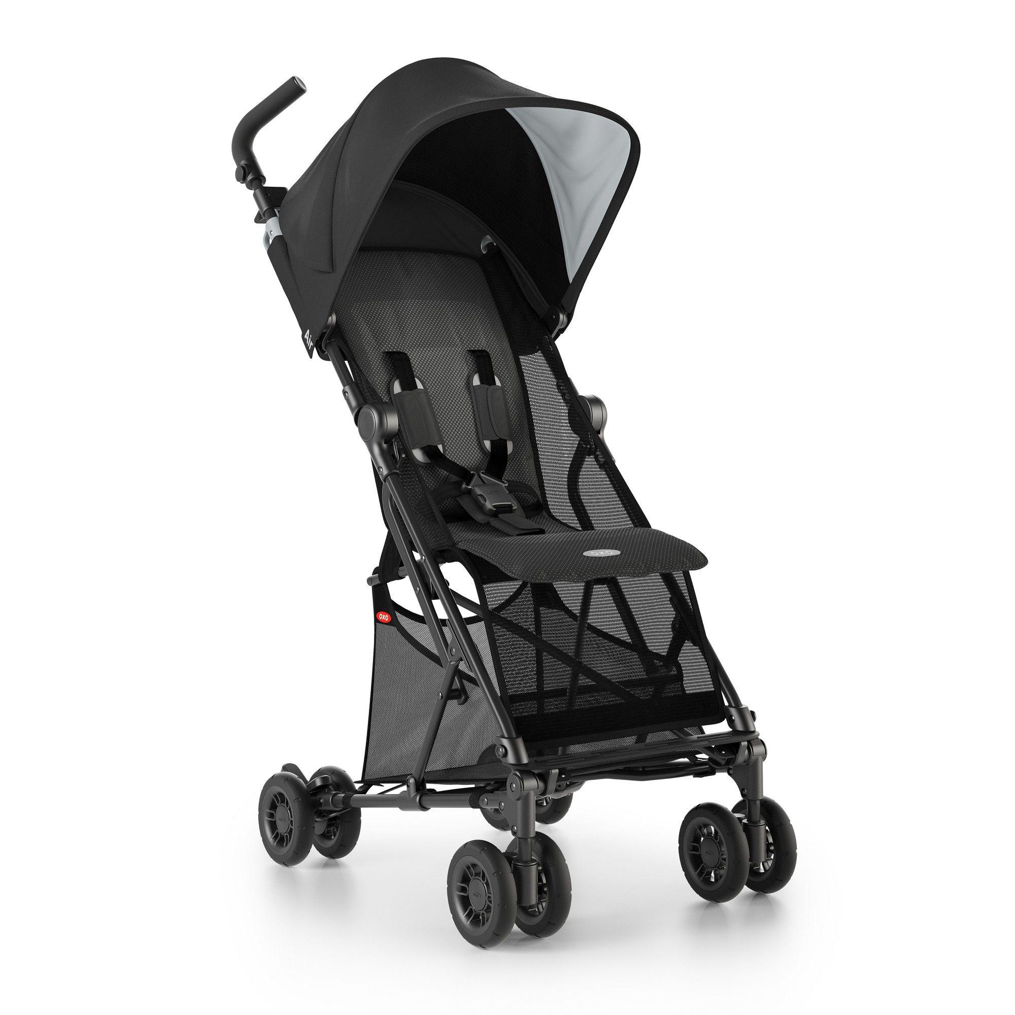 Oxo Air Stroller Onyx (Black) Oxo tot, Stroller, Baby