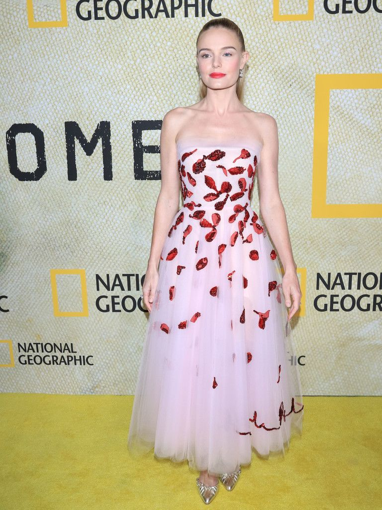 Kate Bosworth, en la premiere de The long road, con un precioso ...