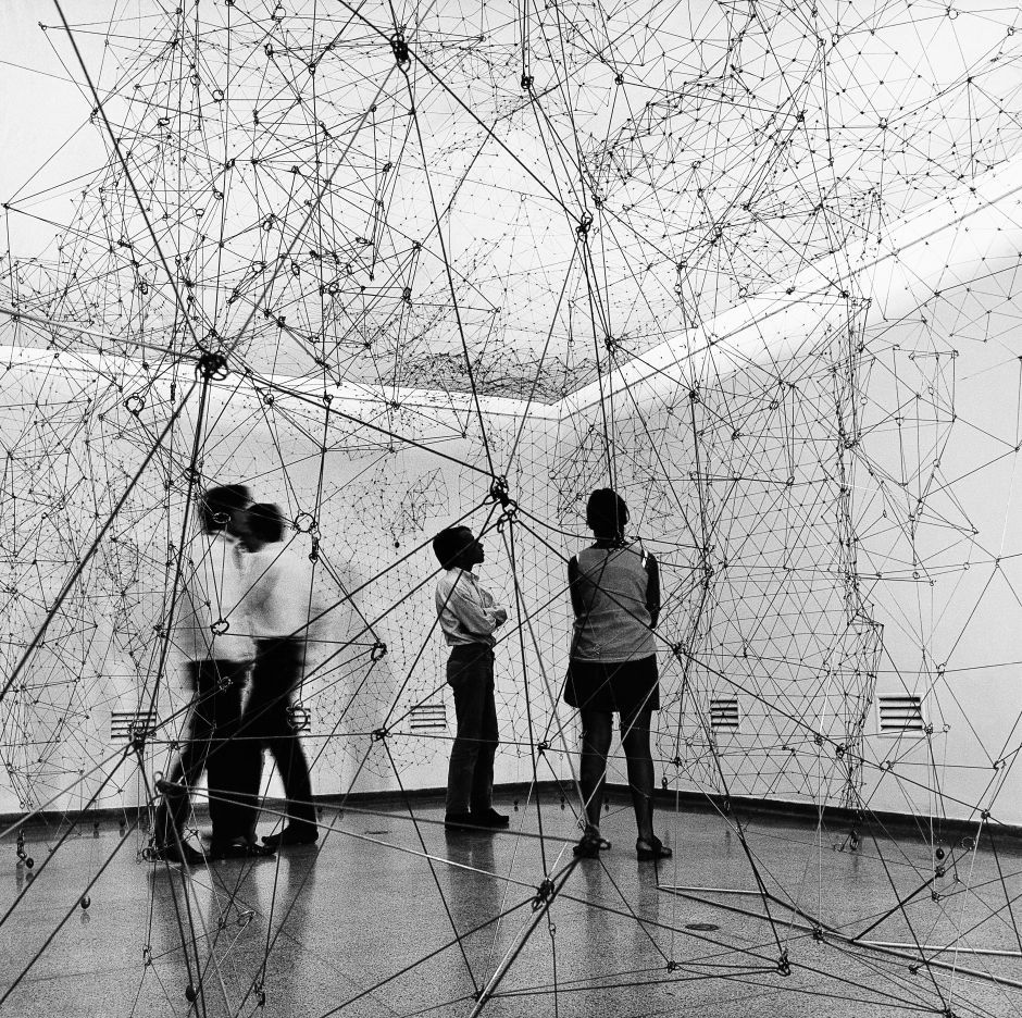 Gego (Gertrud Goldschmidt, dite) | Installations and objects of ART ...