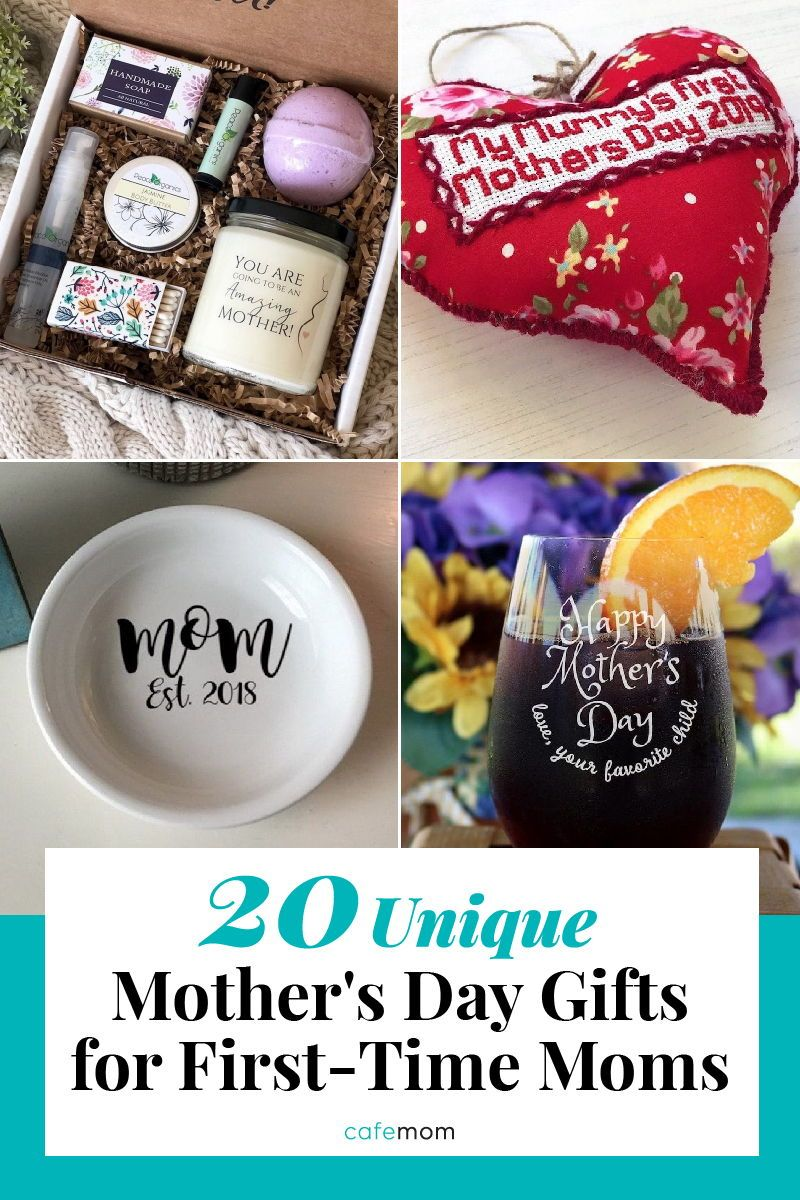 20 unique and personal mothers day gifts for firsttime