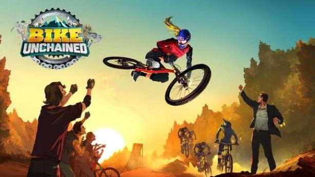 Gioco Mountain Bike per iPhone proposto da Red Bull
