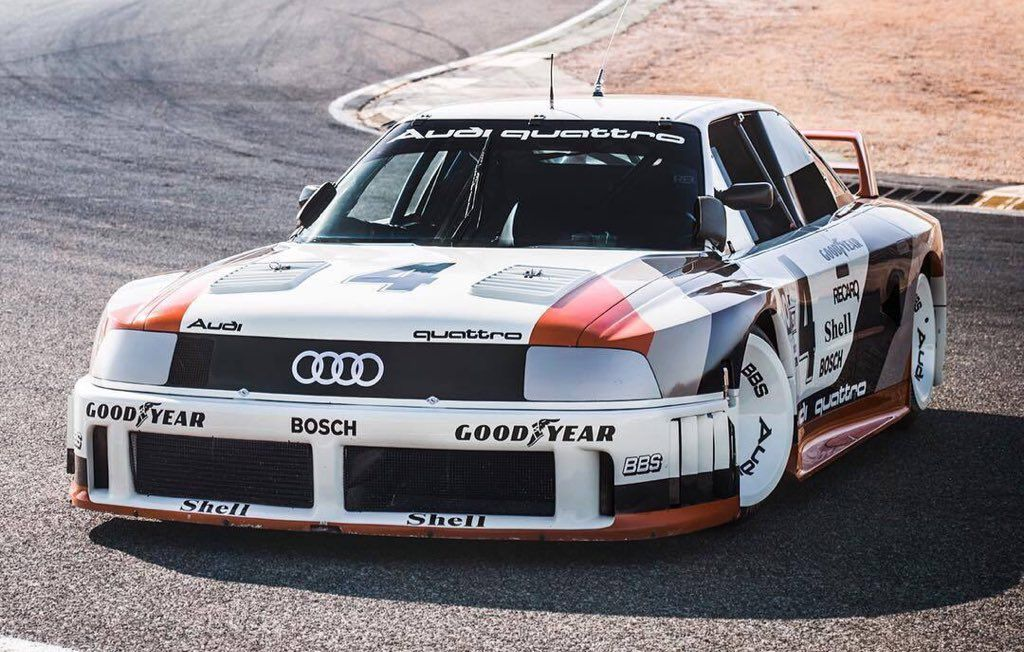 Fast Ferocious On With Images Classic Racing Cars Audi