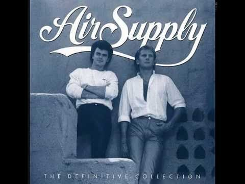 Air Supply The Definitive Collection 1999 Youtube Air