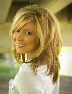 Shoulder Length Layered Hairstyles Medium Length Layered Hairstyles  Pinterest  Shaggy Hairstyles