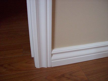 Capentry (428×321) | Baseboards And Trim | Pinterest | Baseboard, Door  Casing And Doors