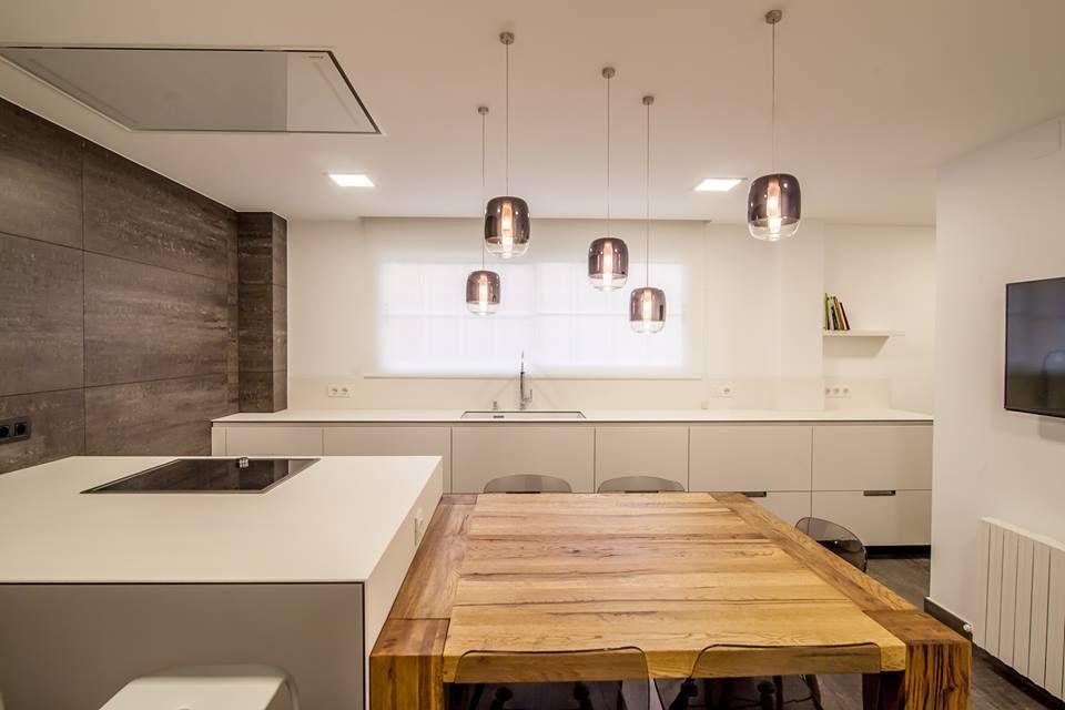SANTOS kitchen   Diseño de cocina Minos. Proyecto ejecutado por la ...