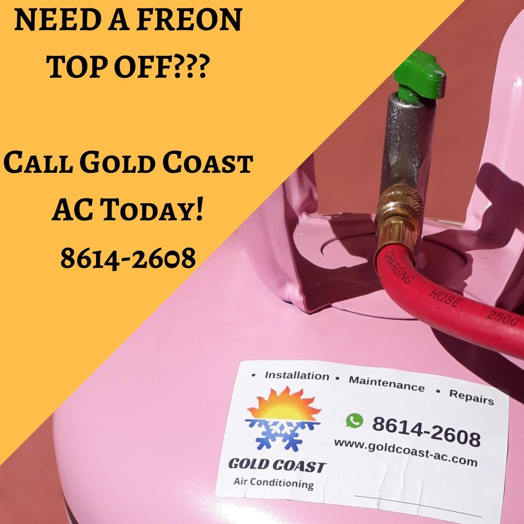 GOLD COAST AIR CONDITIONING IS THE 1 NAME IN AC SERVICES