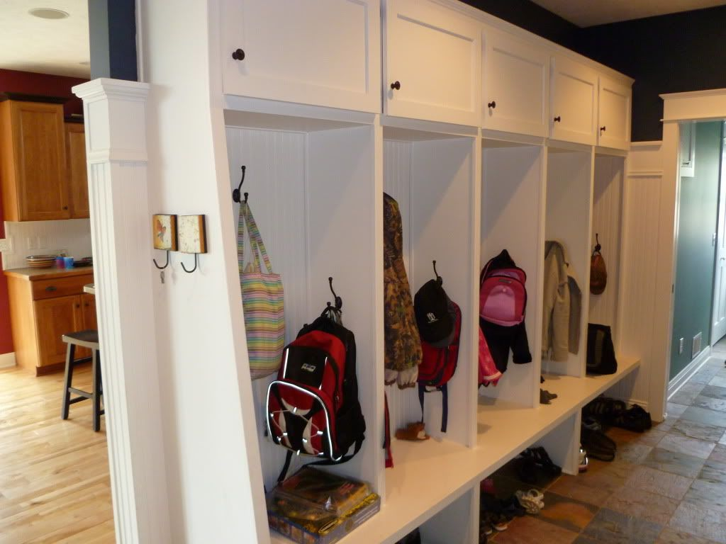 I Love Love Love Our Mudroom Cubbies They Are 26in Wide