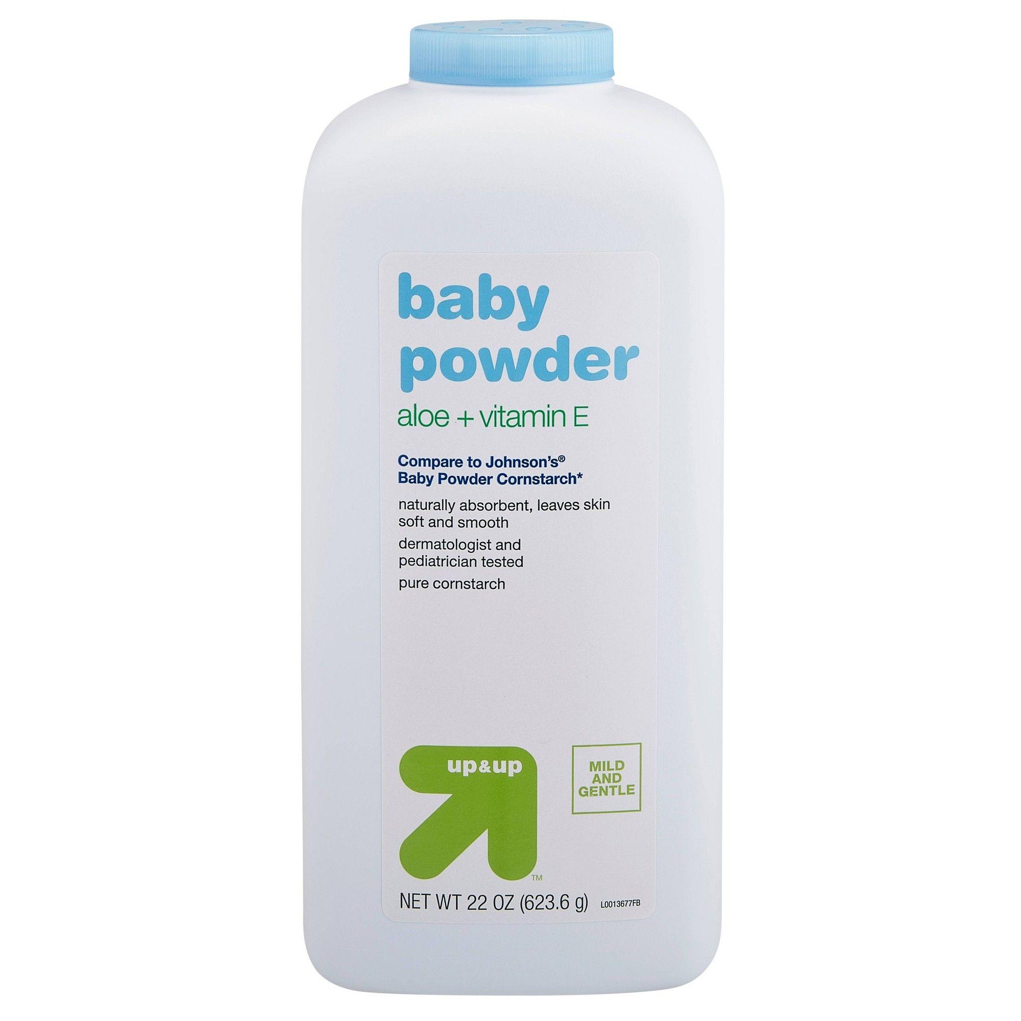Baby Powder Aloe Vera Vitamin E Compare To Johnson S Baby