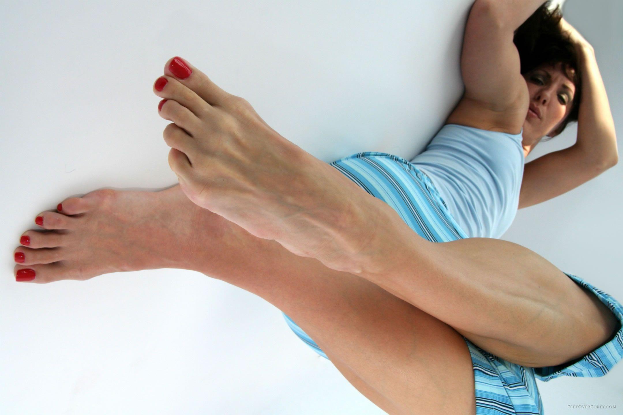 feetoverforty фут Фетиш галереи зрелые ноги | для души ++