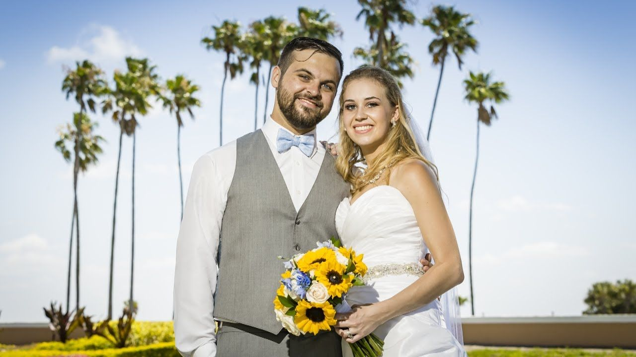 Highlights of wedding at safety harbor spa stephanie