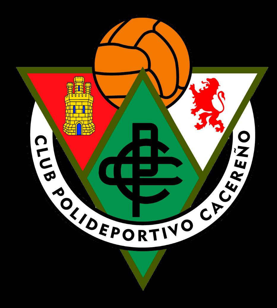 CP Cacereño [E] en 2020 Escudo, Equipo de fútbol, Betis