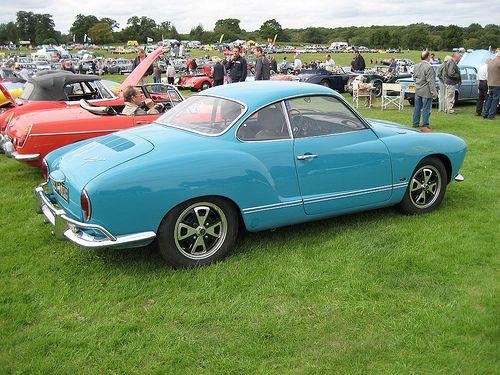 """VW Karmann Ghia - er ist immer noch schön, und man spricht ihn immer noch """"Gia"""" aus, ohne """"Tsch"""" ;-)"""